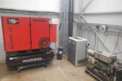 air compressor servicing & repairs