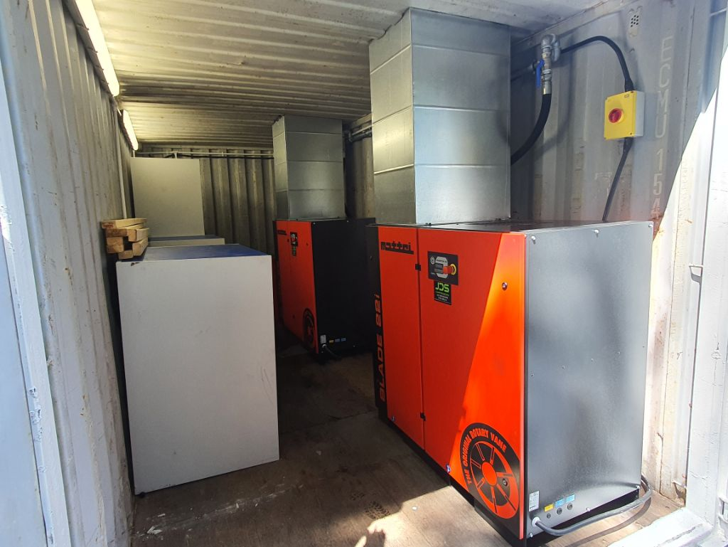 New Air Compressor West Byfleet