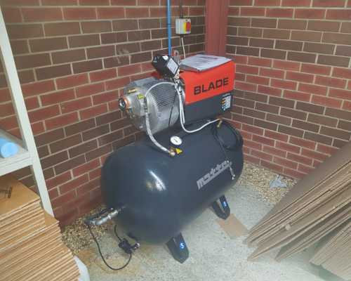 compressed air systems surrey