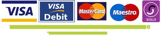 JDS compressors accept credit card payments