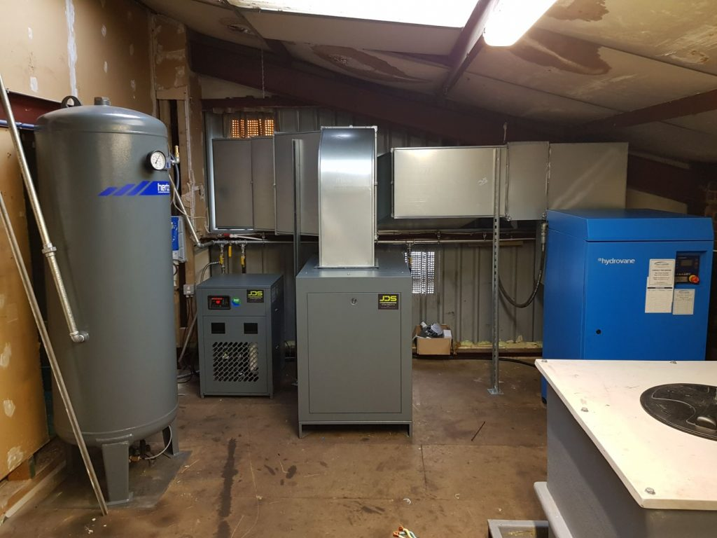 new air compressor camberley